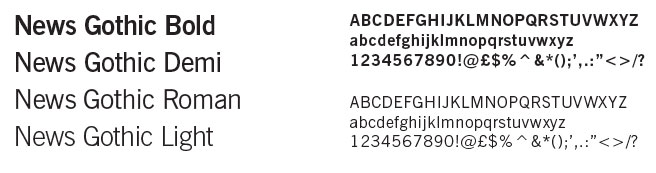 Flightglobal fonts