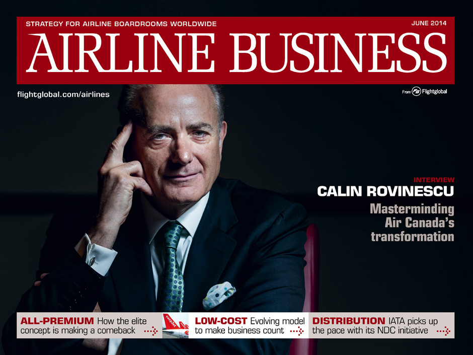 Airline Business June 2014