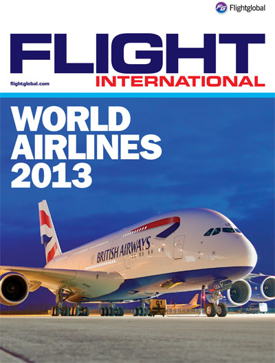 World Airlines 2013
