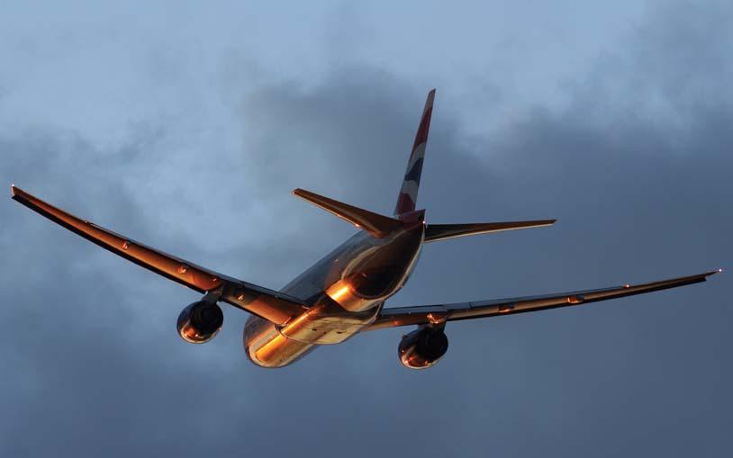 British Airways 777-236ER