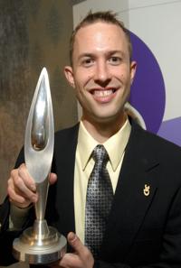 Michael Grant 2009 BESY
