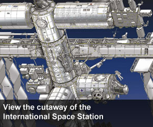 View the ISS cutaway